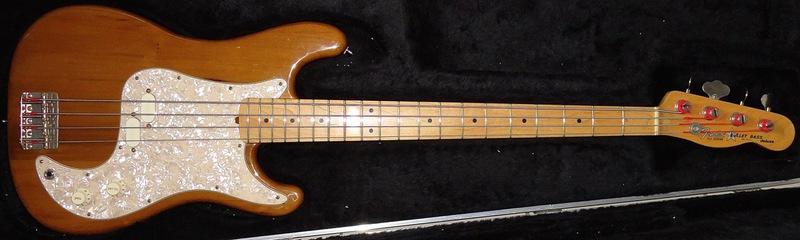 Germano M. FUSION Bass Preamp/DI no Fender Bullet Bass (Ajustes) DSC05065