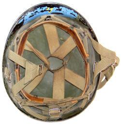 casco - Casco Mº M-I USA Paracaidista - BRIPAC Espm1pam