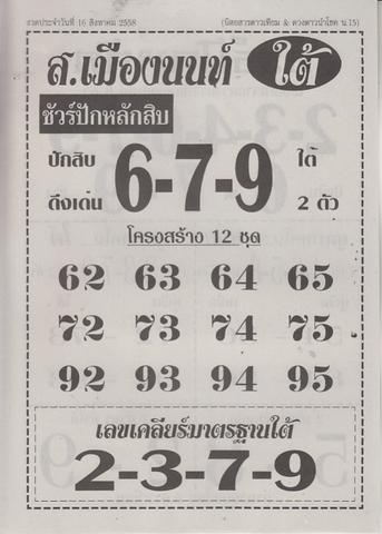 16 / 08 / 2558 MAGAZINE PAPER  Daotieam_17