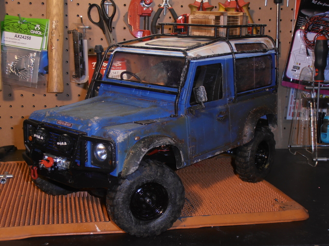 ARB - D90 MEX Chassis Axial Original  PB270110