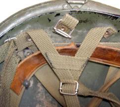 casco - Casco Mº M-I USA Paracaidista - BRIPAC Espm1pak