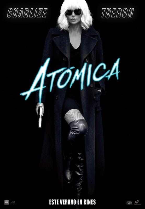 Atómica (Atomic Blonde) (2017) [Ver Online] [Descargar] [HD 1080p] [Castellano + Latino] [Openload] Atomic_blonde-584111545-large
