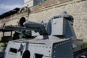 Немецкий легкий танк PzKpfw 35(t) (LT vz.35). Военный музей в замке Калемегдан, г.Белград SG201783