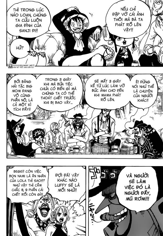 One Piece Chapter 859: Âm mưu ám sát Tứ Hoàng 10_copy