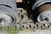 Немецкий легкий танк PzKpfw 35(t) (LT vz.35). Военный музей в замке Калемегдан, г.Белград SG201959