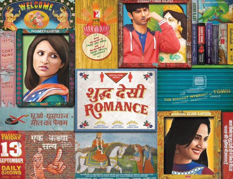 Shuddh Desi Romance movie 810x621