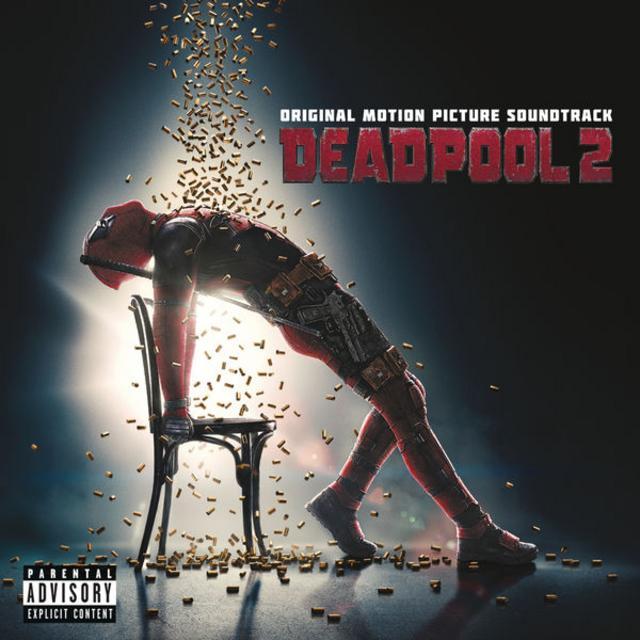 Deadpool 2 - Banda Sonora Original (2018) [Descargar] [Mp3] [320 kbps] [Soundtrack] Cover