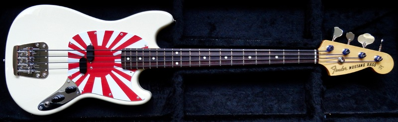 Precision Bass Mike Dirnt Squier DSC08283