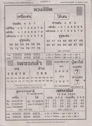 16 / 08 / 2558 MAGAZINE PAPER  - Page 3 Manchamang_8