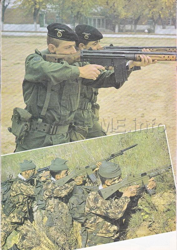 Cartuchos de Tiro Reducido españoles. Revista Armas y Municiones número 34 A_M_034_pp012
