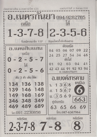 16 / 08 / 2558 MAGAZINE PAPER  Daotieam_14
