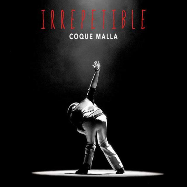 Coque Malla – Irrepetible (En directo) 2018 [Descargar] [Mp3] [320 Kbps] [Rock] Irrepetble_www.flipax.net