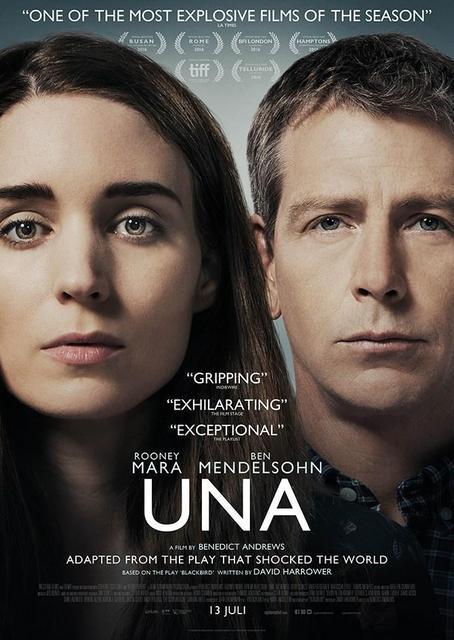 Una (2016) [Ver Online] [Descargar] [HD 1080p] [Español - Inglés] [Drama] Una-874572568-large