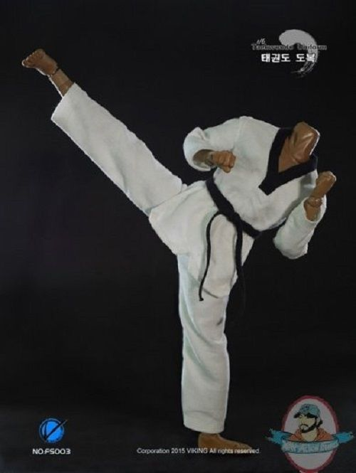1:6 Take Kwon Do outfit anyone ?? S_l1600_3
