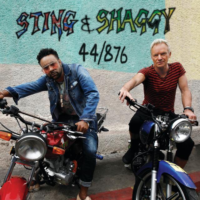 Sting & Shaggy – 44/876 (Deluxe Edition) (2018) [Descargar] [MultiServer] [Reggae] Cover
