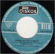 Alija Pekic - Diskografija  1975_vb