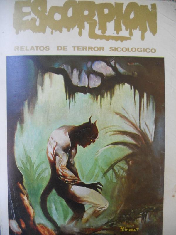 los amantes del comics de terror.................... 063