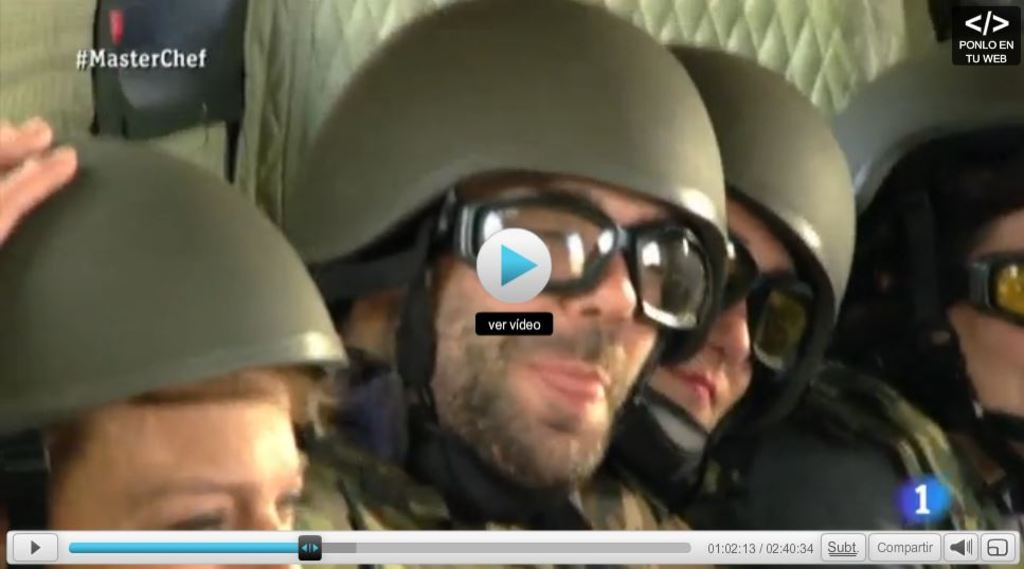 Noviembre de 2014 - Diciembre de 2016. Nuevo casco de combate para el Ejército español. FEDUR_CV_2_masterchef_20150609_EAire_005