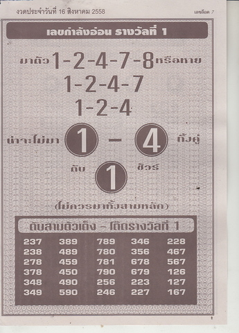 16 / 08 / 2558 MAGAZINE PAPER  - Page 2 Leklock_7