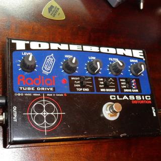 Review/Tira-Teima entre 17 Pedais de Distorção Valvulados no Fender P Bass DSC03266