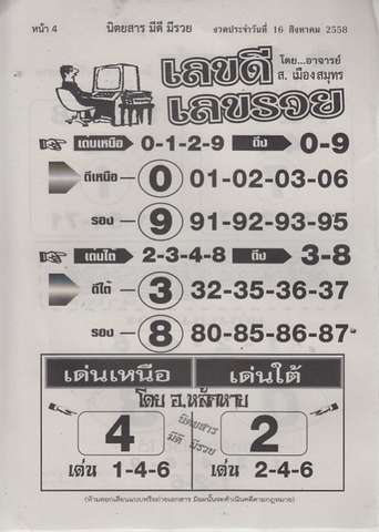 16 / 08 / 2558 MAGAZINE PAPER  - Page 3 Meedeemeeruay_4