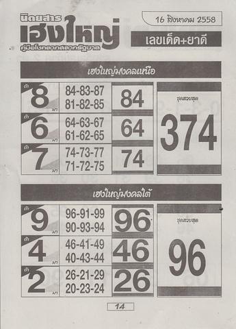 16 / 08 / 2558 MAGAZINE PAPER  Heangyai_new_book_14