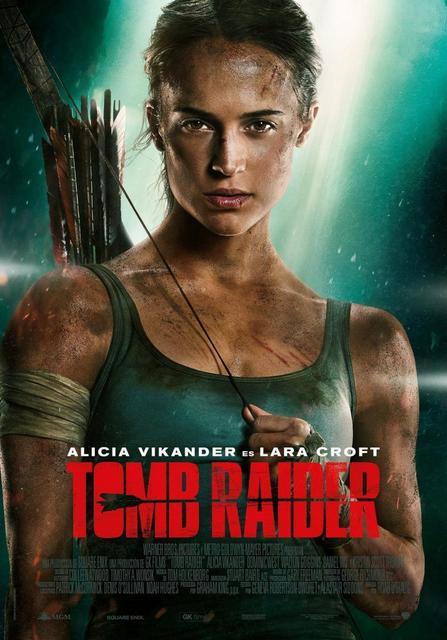 Tomb Raider (2018) [Ver Online] [Descargar] [HD 1080p] [Español-Inglés] [Aventuras] Tomb_raider-119392127-large