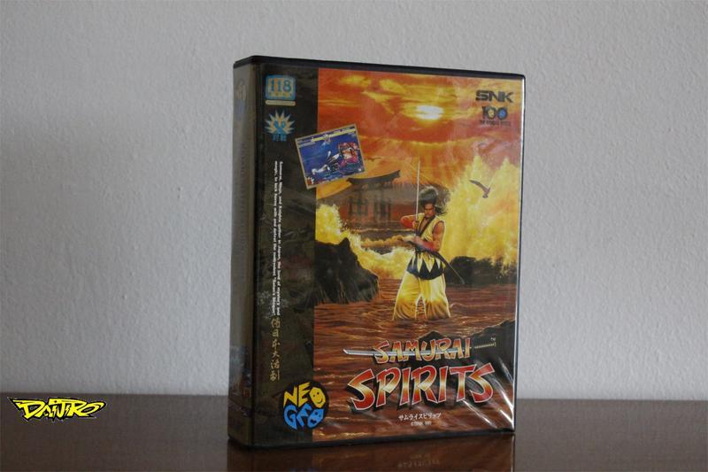 Colección Neo·Geo AES Daijiro (10/09/2016) Samurai_Spirit