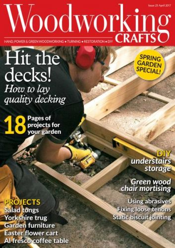 Woodworking Crafts 25 (April 2017) Wo_Cr25
