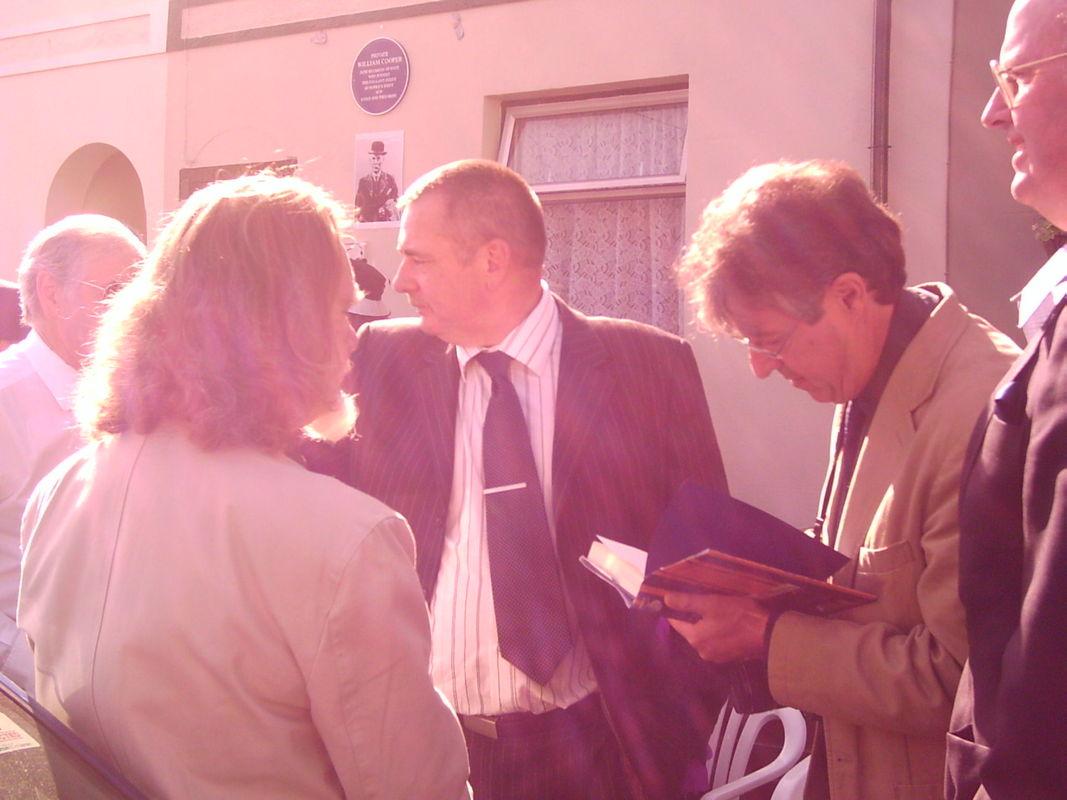 Private  William Cooper Event in Worthing Sussex PHTO0053