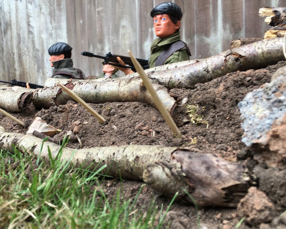 The Munrovians prepare their defenses..part 1. Fullsizeoutput_825