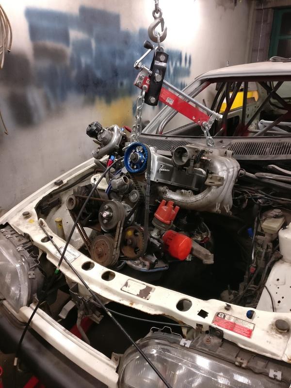 Joel - Ford Sierra 2,0 -88: Isbil goes turbo Update 2017-08-30 - Sida 4 144