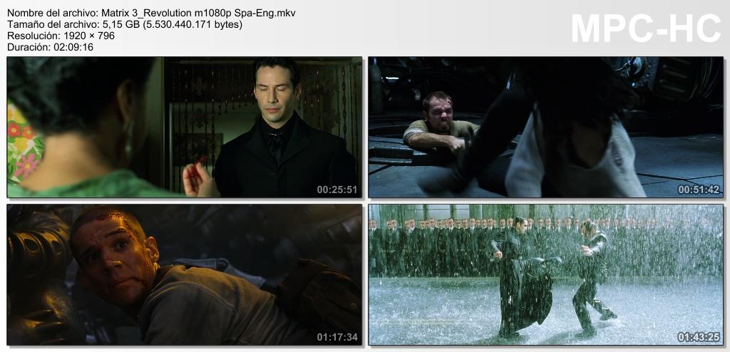 Matrix Revolutions (2003) [Descargar] [HD 1080p] [Español-Inglés] [C.Ficción] Matrix_3_Revolution_m1080p_Spa-_Eng.mkv_thumbs