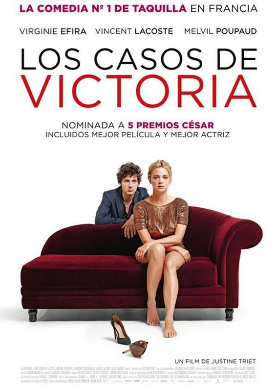 Los casos de Victoria (2016) [Ver + Descargar] [HD 1080p] [Castellano] [Comedia] [RV] [OL] Victoria-374118686-large
