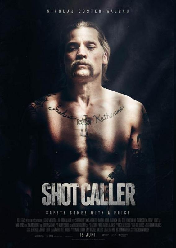 Shot Caller (2017) [Ver Online] [Descargar] [HD 1080p] [Castellano] [Thriller Drama] Shot_caller-179623735-large
