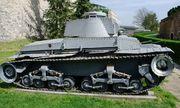 Немецкий легкий танк PzKpfw 35(t) (LT vz.35). Военный музей в замке Калемегдан, г.Белград SG201767