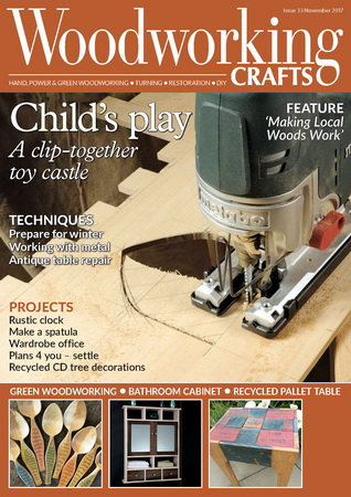 Woodworking Crafts 33 (November 2017) WWC33