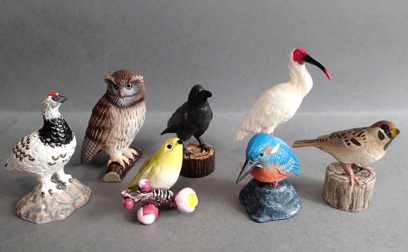 8 lovely birds from Eikoh 2018 :-) Eikoh_Bird_Set
