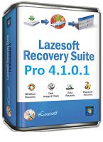 Lazesoft Recovery Suite v4.2.1 (x86/x64) Professional Edition Ryujkrjhk