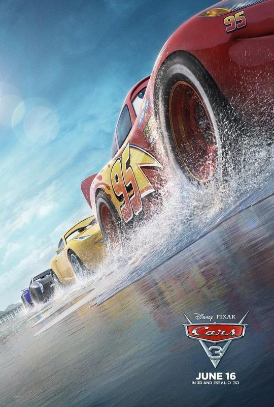 Cars 3 (2017) [Ver Online] [Descargar] [HD 1080p] [Castellano + Latino] [Openload] Cars_3-755380967-large