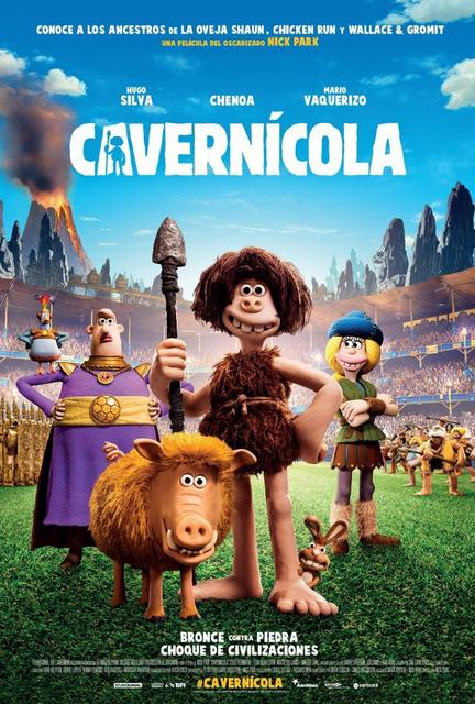 Cavernícola (2018) [Ver Online] [Descargar] [HD 1080p] [Español-Inglés] [Animación] Early_man-161383022-large