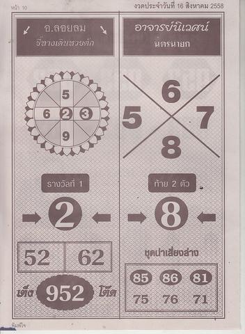 16 / 08 / 2558 MAGAZINE PAPER  - Page 3 Pimjai_10