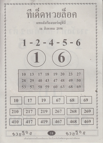 16 / 08 / 2558 MAGAZINE PAPER  Huaylott_19