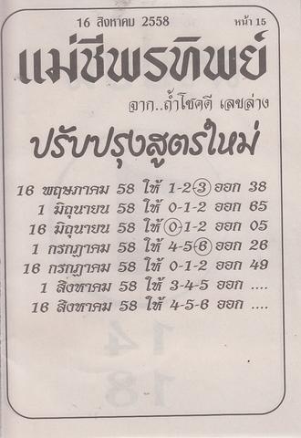 16 / 08 / 2558 MAGAZINE PAPER  - Page 2 Luangpu_15