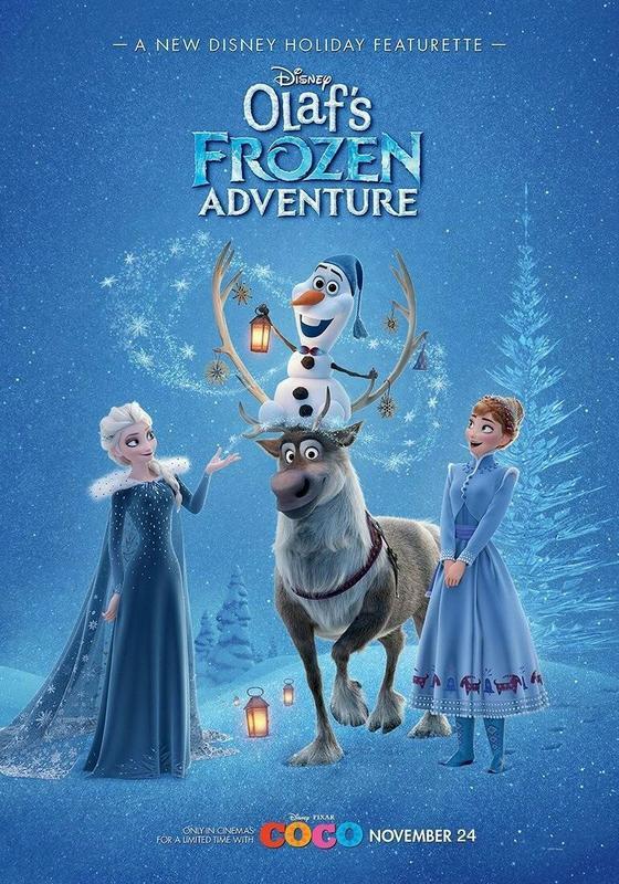 Frozen: Una aventura de Olaf (2017) [Ver + Descargar] [HD 1080p] [Castellano] [Animacion] Olaf_s_frozen_adventure_s-346281536-large