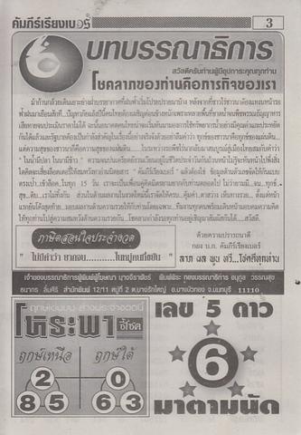 16 / 08 / 2558 MAGAZINE PAPER  Comepeereangber_3