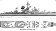 Проект 1134А - большой противолодочный корабль 1134a_3