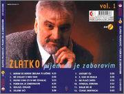 Zlatko Pejakovic - Diskografija  - Page 2 2001_v