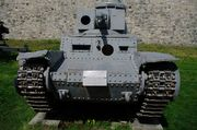Немецкий легкий танк PzKpfw 35(t) (LT vz.35). Военный музей в замке Калемегдан, г.Белград SG201765