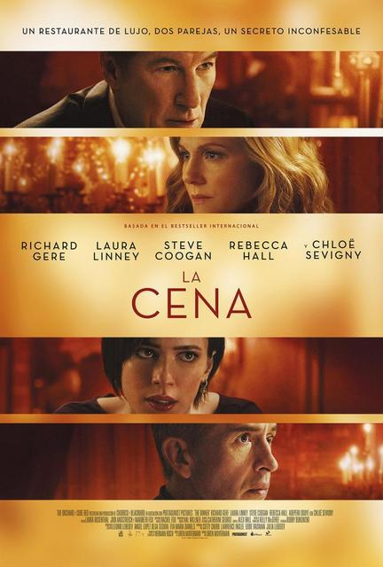 La cena (2017) [Ver Online] [Descargar] [HD 1080p] [Spanish - English] [Drama, Intriga] The_dinner-116372136-large